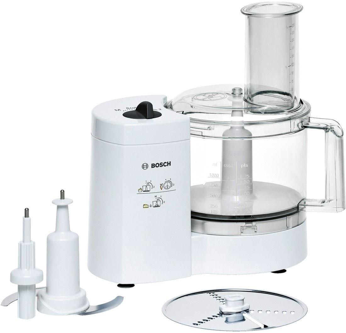 Bosch mcm2050 robot da cucina compatto 450w - Robot da cucina delonghi ...