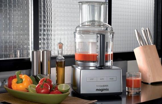 Cosa puoi fare con un robot da cucina
